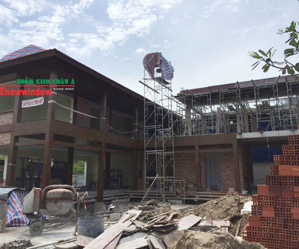 Nhà ở CBCNVC – Cao Lãnh, Đồng Tháp